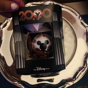 Disney store Mickey Mouse 2000 ornament